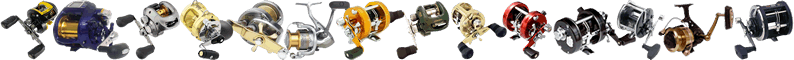 fishing reel repair